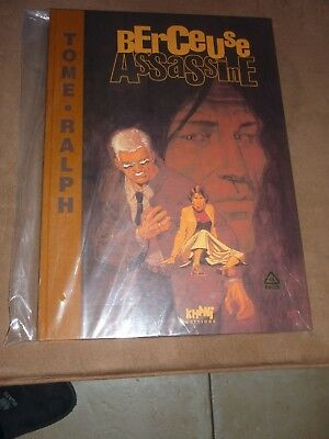 tirage de tete tt BERCEUSE ASSASSINE RALPH N/S TTBE integrale 1-3 NEUF COMPLET