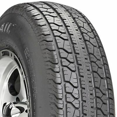 2 New Carlisle Sport Trail Bias Trailer Tires Only 20.5/8.0-10 4PR LRB