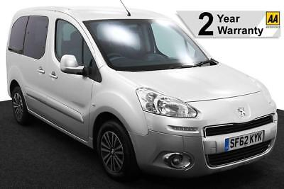 2013(62) PEUGEOT PARTNER 1.6 HDi S TEPEE WHEELCHAIR ACCESSIBLE ~ POWERED WINCH