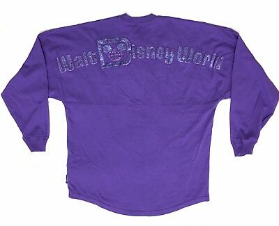2019 Walt Disney World Purple Potion Disney Adult Spirit Jersey Size Small