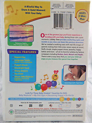 Disney Baby Einstein Baby S First Sounds Discoveries Little Ears Dvd