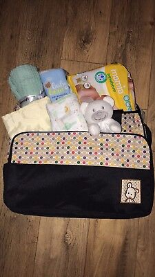 Baby Hospital Bag/ Hamper / Mother To Be/ Baby Shower Gift