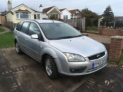 Ford Focus Estate 2.0 TDCI Titanium