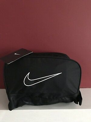 🆕💙Nike Brasilia Football Sports Boot shoes Bag Black BRAND NEW WITH TAGS