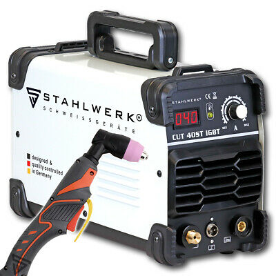 PLASMA CUTTER CUT 40 ST IGBT STAHLWERK WELDING MACHINE/ Cutting power up to 10mm