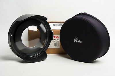 "Ikelite Modular 8"" Dome for FL Port Systems"