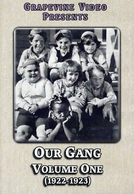 Our Gang, Vol. 1 (1922-1923) (DVD Used Very Good)