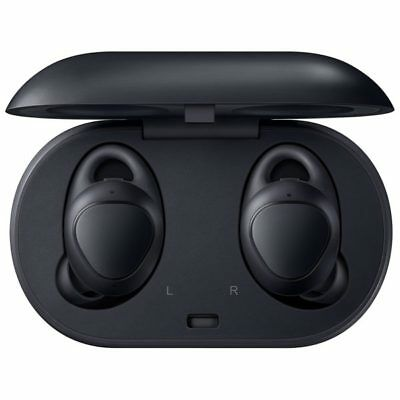 Samsung Gear IconX In-Ear Only Wireless Headphones - Black - Open Box - Grade A!