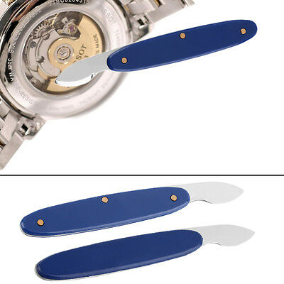 Watch Back Case Cover Removal Remover Opener Knife Watchmaker Repair Fix Tool Z4