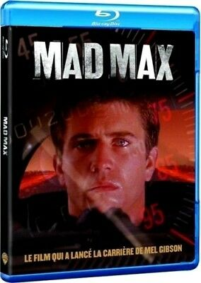 ★ Blu Ray - Mad Max - Mel Gibson / George Miller - Neuf Sans Blister