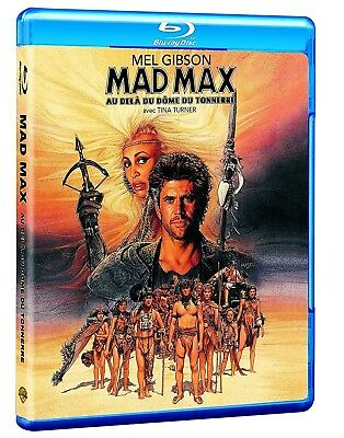 ★ Blu Ray - Mad Max 3 - Mel Gibson / George Miller - Neuf Sans Blister