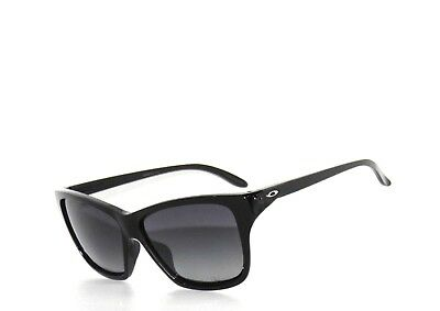 01c07d5773 Oakley Hold On 9298-06 Black Gray Gradient Polarized Sunglasses Clearance
