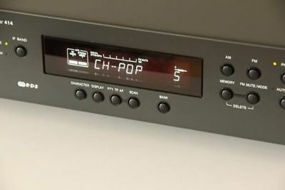 NAD 414 RDS Stereo FM/AM Tuner