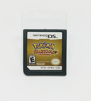Pokemon: HeartGold Version (Nintendo DS, 2010)