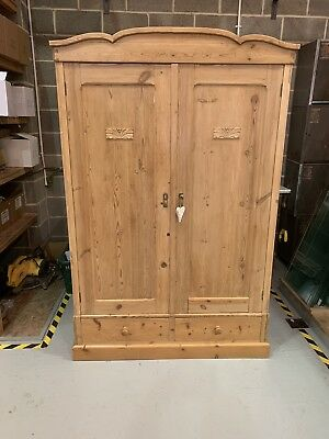 dutch wardrobe Antique Pine