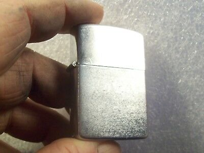 """Used Supreme Lighter With A Zippo Insert """"f  Iv"""" 1988"""