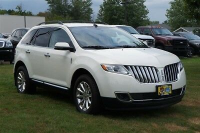 2013 MKX AWD NAVIGATION CAMERA HEATED SEATS WARRANTY 2013 LINCOLN MKX AWD NAVIGATION CAMERA HEATED SEATS WARRANTY 69,542 Miles White
