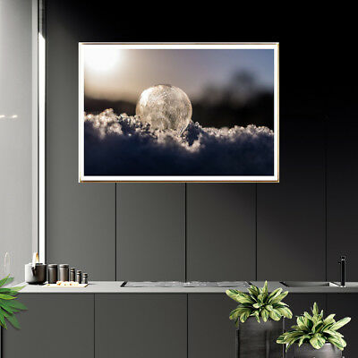 Sunshine Landscape Canvas Art Painting Poster Bedroom Picture Wall Home Decor