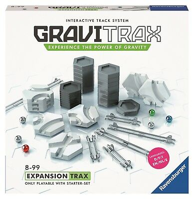 EXTENSION GRAVITRAX EXPANSION TRAX 27601 - Ravensburger Gravitrax Trax Expansion