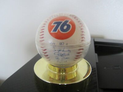 Union 76/Chicago Cubs Baseball - New