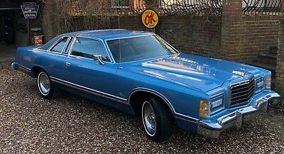 1977 Ford LTD Landau 2 door coupe