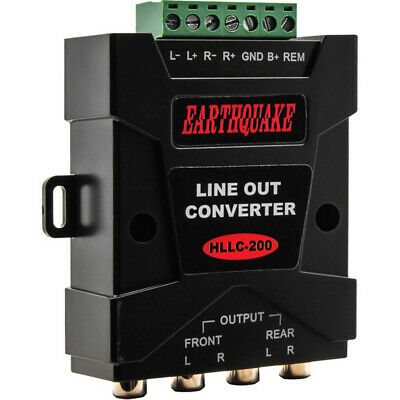 Line Out Converter High To Low 0.1-6V Gain Adjust