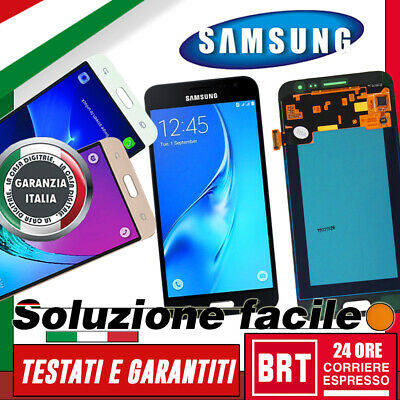 Lcd+Touch Screen Per Samsung Galaxy J3 2016 J320 Sm-J320Fn Vetro Display Schermo