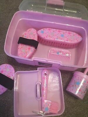 Lincoln Childs Star Grooming Box