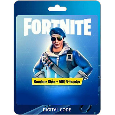 Fortnite Royale Bomber Skin - SALE (ALL PLATTFORM SERVICE!) EU-Version