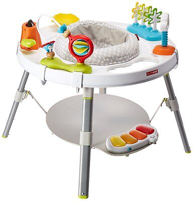 Skip Hop Explore and More Baby's View 3-Stage Activity Center, Multi, 4 Month+