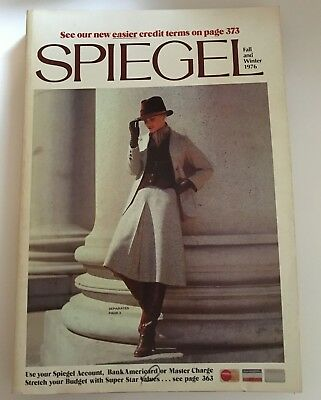 Spiegel 1976 Fall & Winter catalog