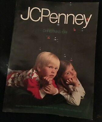 JC Penny 1974 Christmas catalog