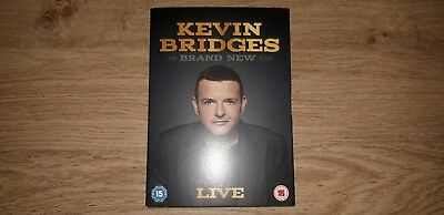 Kevin Bridges: The Brand New Tour - Live [DVD] WATCHED ONCE -- Free Postage!