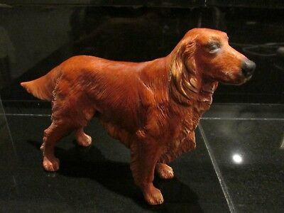 Vintage ANDREA BY SADEK Porcelean Retriever Dog Figurine #7733