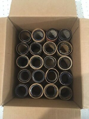 Lot of twenty phonograph Cylinders