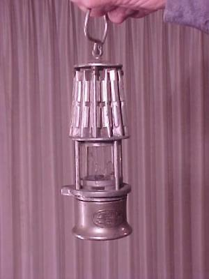 "Mine Safety Appliance Co. Aluminum 7 1/4"" Safety Lantern"