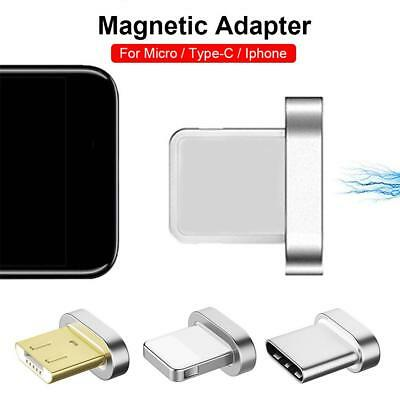 Fast Magnetic Adapter Charger Charging Android | IOS | TYPE-C Cable Lead Cord