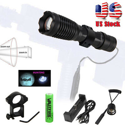 IR illuminator 940nm Infrared Night Vision Light Zoom Torch Coyote Hog Hunting