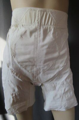 Vintage Sears Long Leg Girdle With Garters Size 42/48