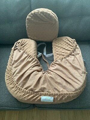 Great Condition San Diego Bebe twin nursing pillow