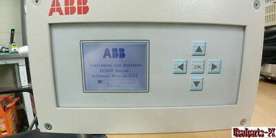 ABB EL3000 Series Continuous Gas Analyzer EL3010-IPA(Software Ver 3.2.6)