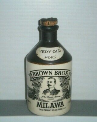 CJ45 BROWN BROS.Milawa Stoneware Jug / Jar