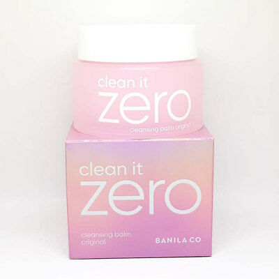 [Banila Co] Clean It Zero Cleansing Balm Original 100ml +Free Sample