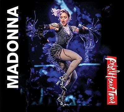 Madonna - Rebel Heart Tour (CD Used Very Good) Explicit Version