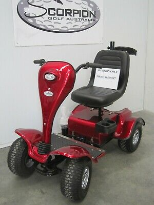 Single Seat - Golf Cart Car Buggy Scooter  Sgx