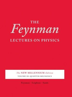 [PDF] The Feynman Lectures on Physics, Vol. III The New Millennium Edition Quant
