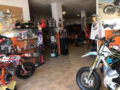 Free Hold Motorcycle Buisness In Costa Blanca Spain, Spanish Property