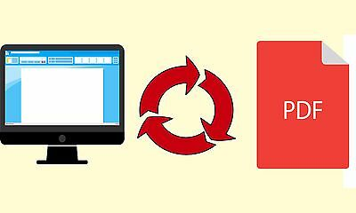 Convert Your PDF Document into Microsoft Word - Text Editing Included
