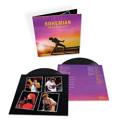 QUEEN BOHEMIAN RHAPSODY DOUBLE VINYL LP SEALED . 8 febbraioPREORDER