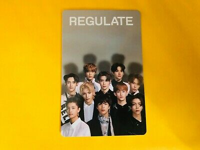 Nct Dream Official Coex Goods We Go Up Binder Group Photocard